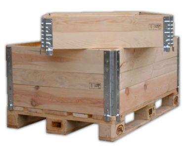 Holzaufsatzrahmen